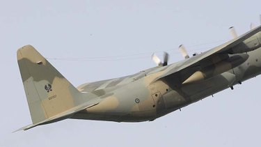 One Hercules C-130 could carry as much as $US2.4 billion in shrink-wrapped bricks of $US100 bills.