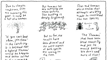 Illustration: Vintage Leunig