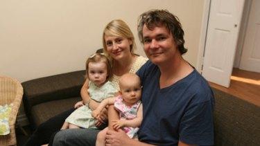Hidden dangers... the Henderson family faces chemical perils.