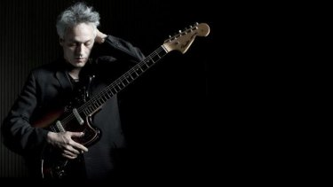 Marc Ribot just can't stop the blues from seeping through.