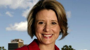 New Premier...Kristina Keneally.