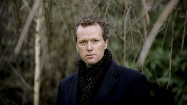 Past master … Edward St Aubyn refuses to comment on his novels' content. ''It can sound like a therapeutic sound bite.''