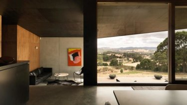 The house is designed to be climate-proof.