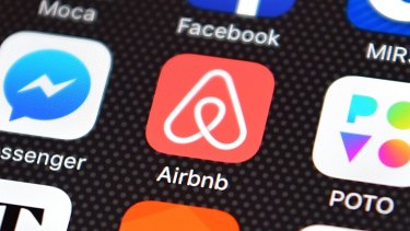 Airbnb's valuation is a multiple of established hotel chains Accor and Intercontinental.
