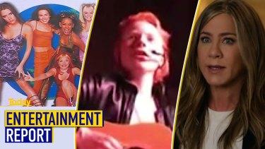 Brooke Boney's entertainment wrap on Today, June 15, 2021.