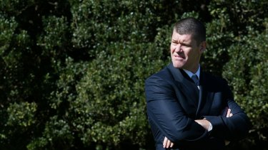 James Packer expressed frustration in December at the slow progress on his casino at Barangaroo.