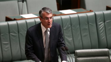 Shadow attorney-general Mark Dreyfus Mark Dreyfus has written to the chairman of the parliamentary joint committee on intelligence and security.