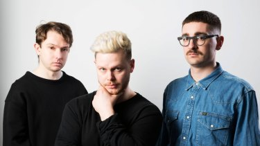 Triple threat: British trio Alt-J