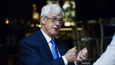 """""""It will not make me complacent, and it will not make me like myself"""": Julian Burnside."""