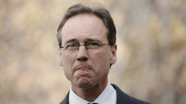 Direct action: Greg Hunt.