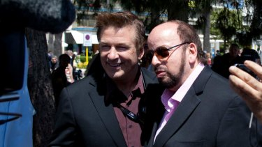 Alec Baldwin and James Toback pull off a double-act in <i>Seduced and Abandoned</i>.