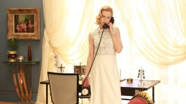 A fairytale: Nicole Kidman in <i>Grace of Monaco</i>.