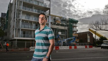 Neil Morton, a first home buyer who signed up for an apartment in 2010, told The Age earlier this month would seek legal advice before making a decision, but felt he had no genuine option but to sell at the government's price.