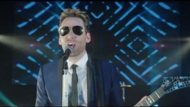 Nickelback's latest offering is so bad that it has to be a joke, right?