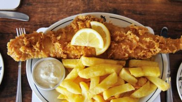 Unlikely hacker target? Fish and chip shops.