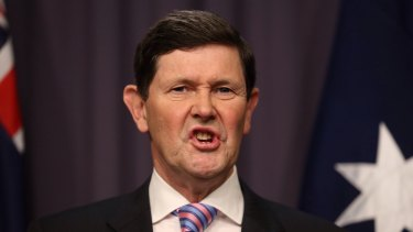 Social Services Minister, Kevin Andrews says there will be increased government intervention in families.