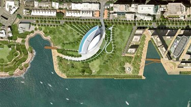 Welcome addition ... from the perspective of the Australian tourism industry, the proposed development at Barangaroo is a boon.