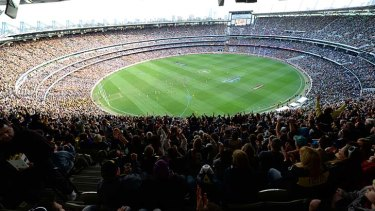 The Carlton-Richmond elimination final drew a crowd of 94,690 at the MCG.