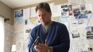 Russell Crowe in a scene from The Next Three Days.