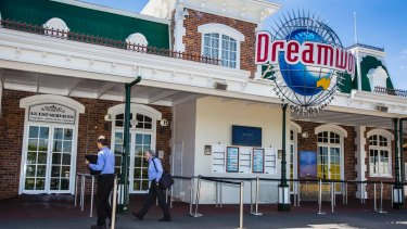 Dreamworld ... a fun park that so many of us have visited.