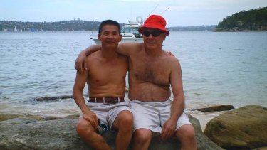 As they were … Philip Leung and Mario Guzzetti had been together for six years.