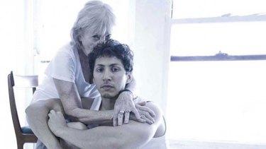 Generation gap: Vera (Diana McLean) and  Leo (Stephen Multari).