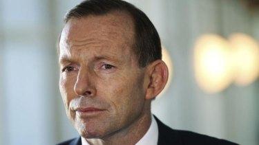 $10 billion infrastructure injection: Prime Minister Tony Abbott.