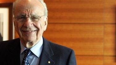 Rupert Murdoch turns 81 this weekend.