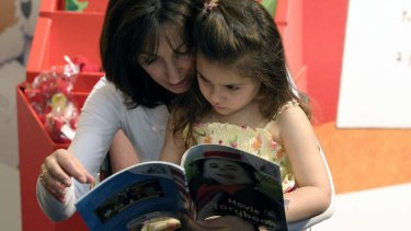 """Life-long experience"": Half the parents surveyed believed reading was the most important skill for a child to learn."