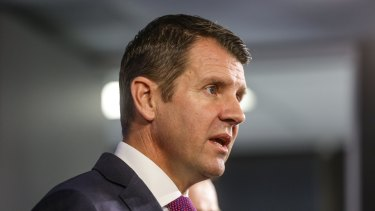 "Premier Mike Baird said he was surprised by the backlash against his comments supporting ""last drinks"" laws."