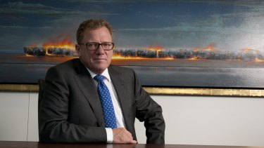 Australian investors can get exposure to Solgold through Nick Mather's resource house DGR.
