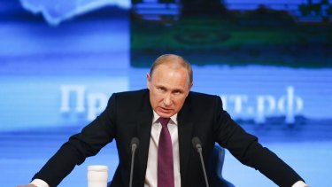 Russian President Vladimir Putin enjoys the sympathy of a small legion of apologists in the West.