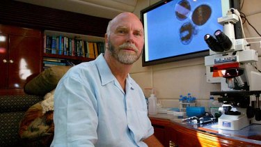 """The goal is to promote healthy aging"": Dr J. Craig Venter."