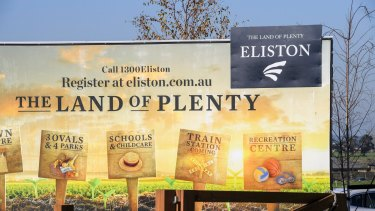 Developers in the outer suburbs promise the moon. The reality is often much less rosy.