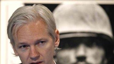 "Julian Assange ... return home is ""impossible""."