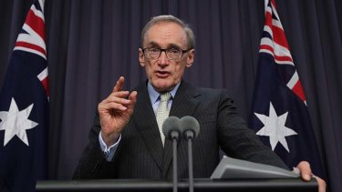Foreign Minister Bob Carr has been described as behaving like a ''bigot'' by a leading human rights lawyer.