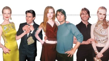 <strong>Timeline 2 </strong>(from left to right)<br> <strong>1997:</strong> At the 69th Academy Awards.<br> <strong>1999:</strong> At the LA premiere of <em>Eyes Wide Shut. </em><br> <strong>2000: </strong>At the LA premiere of <em>Mission: Impossible 2. </em><br>