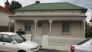 The Abbotsford house that Julia Gillard renovated.