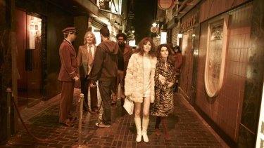 Peep show: Director Michael Winterbottom portrays a grim 1970s London.