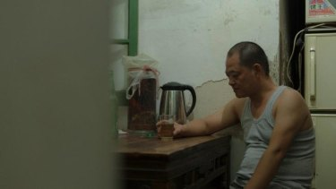 A scene from the film <i>Under The Sun</i>, which packs a lot about Chinese life into 19 minutes.