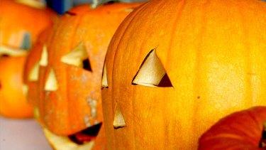 Australians are warming to Halloween.