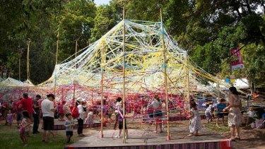Tangle, Perth International Arts Festival, Perth