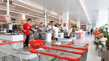 Coles will be a top-30 company in its own right.