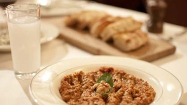 Cevizli biber ... this walnut and red-capsicum dip is sweet, smoky, earthy and spicy.