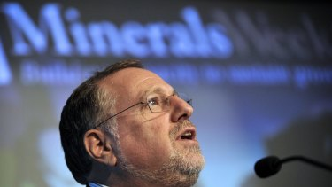 Former Xstrata boss Mick Davis has $7.2 billion with which to hunt assets in the mining sector.