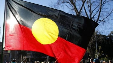 Aboriginal flag: The state government's planned changes to crown land laws would prevent Aboriginal land councils from making claims along the coastline.