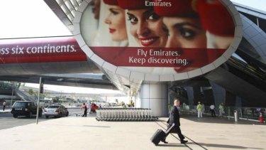 Dubai Airport runway repairs will affect Qantas and Emirates' services.