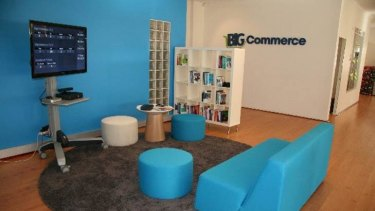 The BigCommerce offices in Sydney.