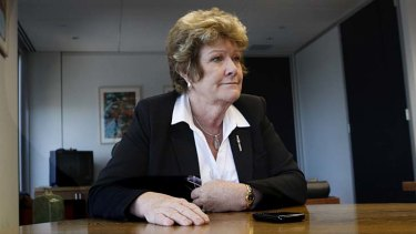 """Under my devolved system I am not micromanaging"" ... NSW Health Minister, Jillian Skinner"