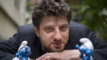 French novelist and   lecturer   Antoine Bueno says Smurfs are racist.